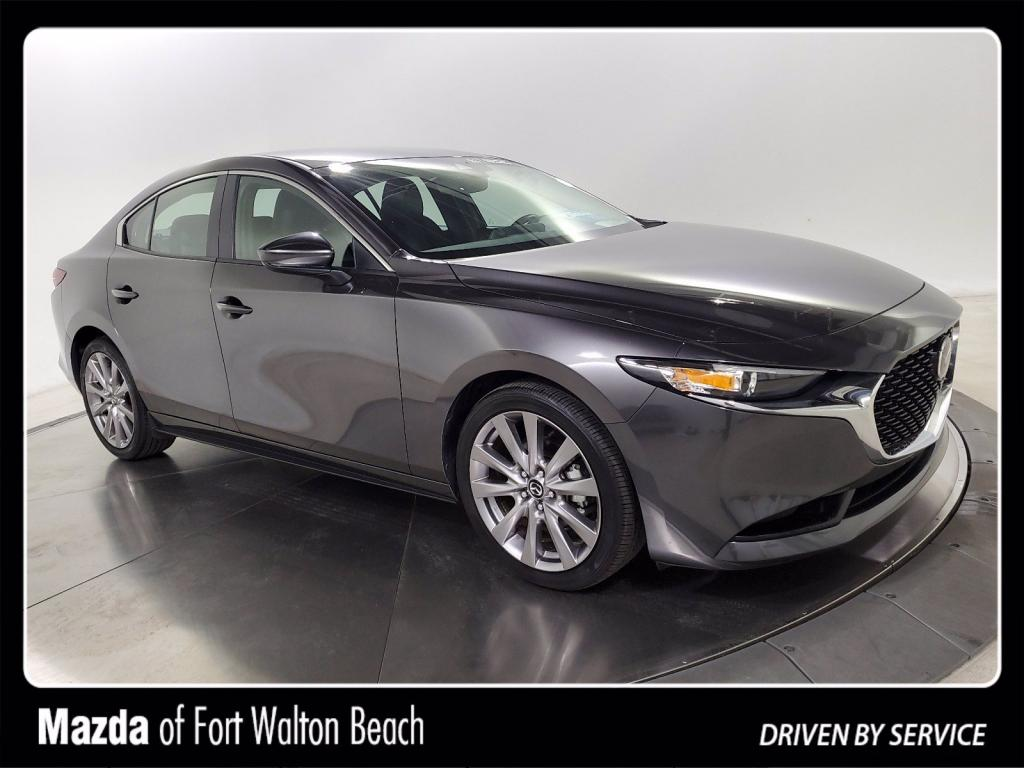 Certified Pre-Owned 2020 Mazda3 Preferred Pkg