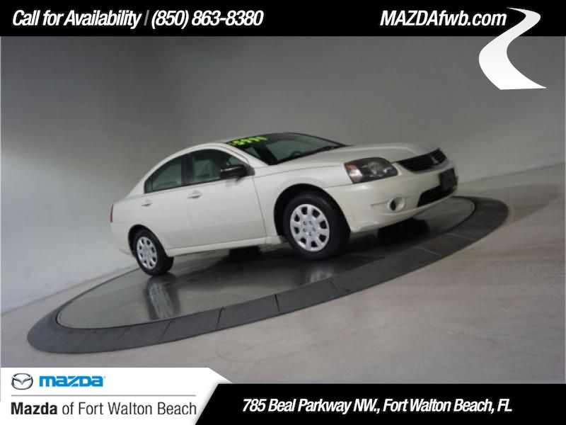 Pre-Owned 2007 Mitsubishi Galant ES