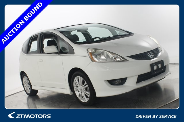 Pre Owned 2010 Honda Fit Sport