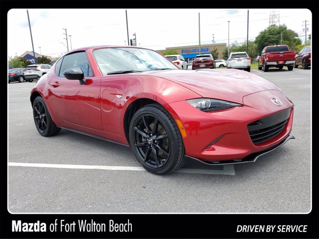 Certified Pre-Owned 2019 Mazda MX-5 Miata RF Club