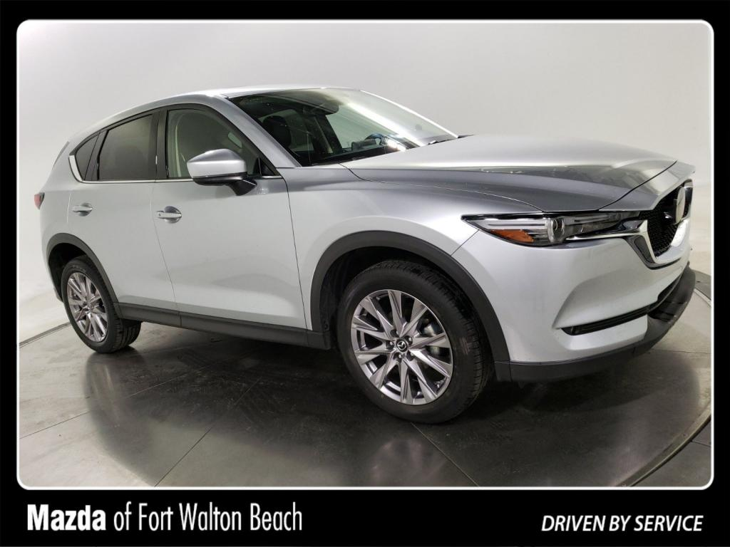 Certified Pre-Owned 2018 Mazda CX-5 Touring