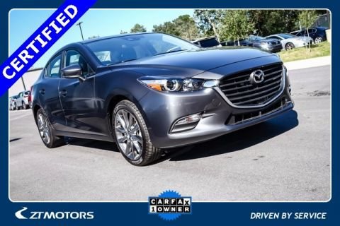 Certified Pre Owned 2018 Mazda3 Touring Base