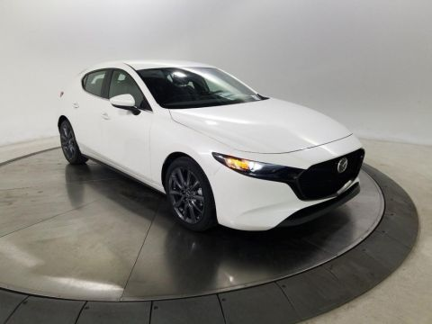 New 2020 Mazda3 Hatchback Preferred